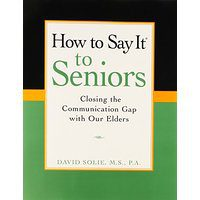 Say it to seniors