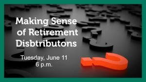 retirement distributions