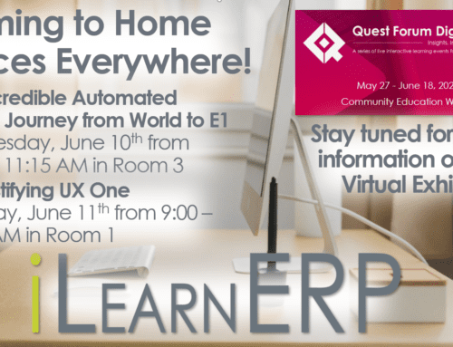 Where You Can Find iLearnERP at Upcoming Digital Quest Events