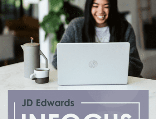 Where You Can Find iLearnERP at JD Edwards INFOCUS 2020